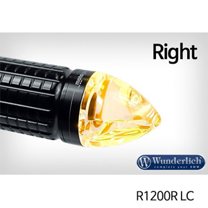 "분덜리히 R1200R LC Motogadget ""m-Blaze cone"" indicator - right 블랙"