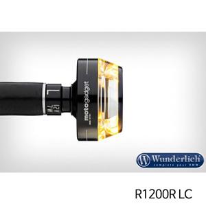 """분덜리히 R1200R LC Motogadget """"m-Blaze Disc"""" indicator - left 블랙"""