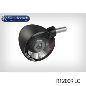 분덜리히 R1200R LC Kellerman Bullet 1000 (piece) - front - black