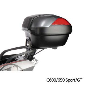 분덜리히 BMW C600/C650 Sport/GT 탑케이스 캐리어 알루미늄 실버색상