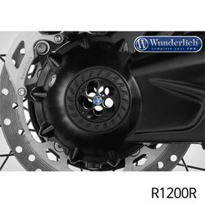 분덜리히 R1200R Hub cover Tornado - black