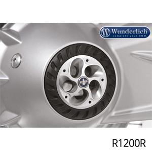 분덜리히 R1200R Hub cover Tornado - silver
