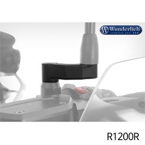 분덜리히 R1200R mirror extension - black
