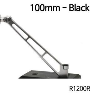 분덜리히 R1200R MFW Naked Bike mirror stem - 100mm - black