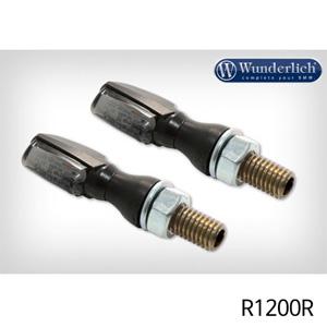 분덜리히 R1200R LED tail light indicator pair SPARK tinted - black