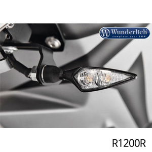 분덜리히 R1200R Kellermann Micro Rhombus PL indicator - front right