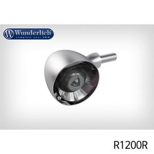 분덜리히 R1200R Kellerman Bullet 1000 (piece) - front - matt chrome