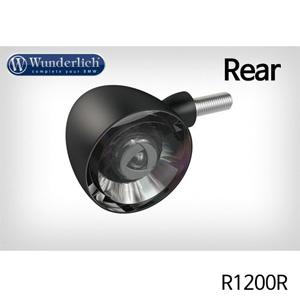 분덜리히 R1200R Kellerman Bullet 1000 (piece) - rear - black
