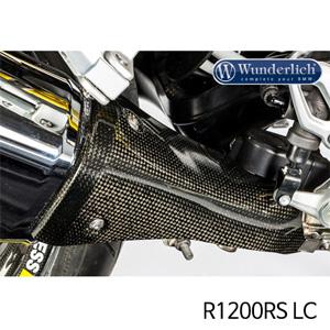 분덜리히 R1200RS LC Exhaust heat guard R 1200 R / RS LC - carbon