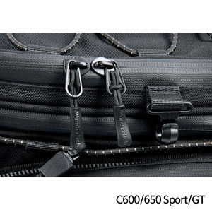 분덜리히 BMW C600 C650 Sport GT Replacement-Zipper - black