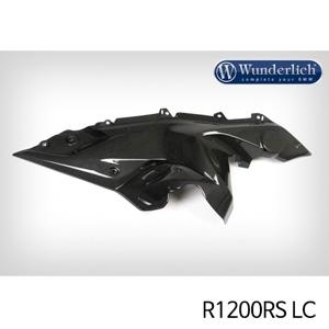 분덜리히 R1200RS LC Side cover for lower tank R 1200 RS LC - right - carbon