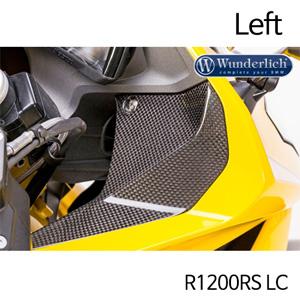 분덜리히 R1200RS LC Cover next to cockpit R 1200 RS LC - left - carbon