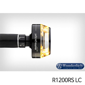 분덜리히 R1200RS LC Motogadget m-Blaze Disc indicator - left 블랙