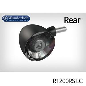 분덜리히 R1200RS LC Kellerman Bullet 1000 (piece) - rear 블랙