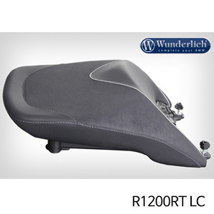 분덜리히 R1200RT LC Ergo passenger seat R 1200 RT LC with seat heating and gel insert