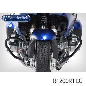 분덜리히 BMW 모토라드 R1200RT LC 엔진 프로텍트 가드 블랙