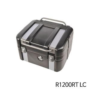 분덜리히 R1200RT LC Hepco & Becker GOBI Topcase 42 Black Edition 블랙&Silver Edition
