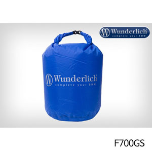 분덜리히 F700GS Luggage bag 30L, waterproof 블루색상
