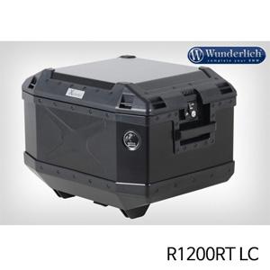 분덜리히 R1200RT LC Hepco & Becker Xplorer Topcase 45 litres 블랙