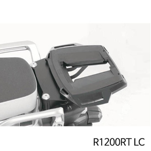 분덜리히 R1200RT LC Topcase carrier Alu Rack 블랙