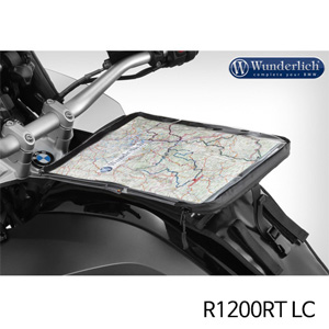 분덜리히 R1200RT LC Replacement map holder for 탱크백 Elephant