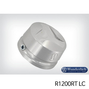 분덜리히 R1200RT LC Aluminium cover for Telelever joint 실버