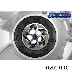 분덜리히 R1200RT LC Hub cover TORNADO 실버