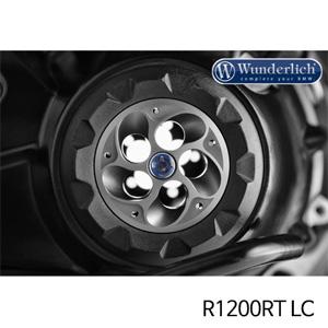 분덜리히 R1200RT LC Hub cover TORNADO 티탄