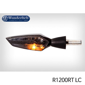 분덜리히 R1200RT LC Motogadget m-Blaze Edge indicator - left 블랙