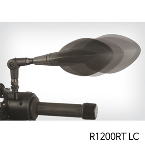 분덜리히 R1200RT LC ERGO Sport motorbike mirror Flash