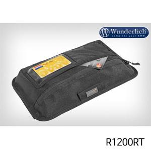 분덜리히 R1200RT Case Lid Pocket 블랙