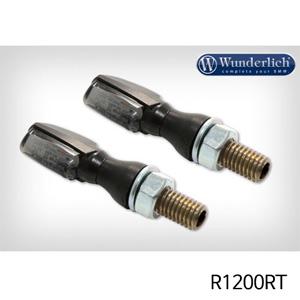 분덜리히 R1200RT LED tail light indicator pair SPARK tinted 블랙