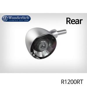 분덜리히 R1200RT Kellerman Bullet 1000 (piece) - rear - matt chrome