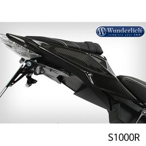 분덜리히 S1000R Tail fairing - right 카본