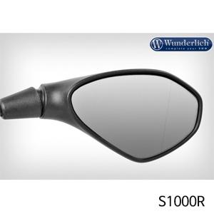 분덜리히 S1000R Mirror glass expansion SAFER-VIEWa - right - chromed