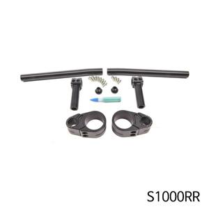 분덜리히 S1000RR VARIO Sport ERGO-ST handlebar set - 40mm - 70mm 블랙
