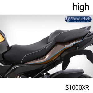 분덜리히 S1000XR seat AKTIVKOMFORT - high 블랙