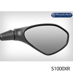 분덜리히 S1000XR Mirror glass expansion SAFER-VIEW - right 크롬