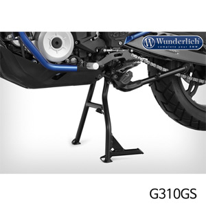 분덜리히 BMW G310GS main stand - black