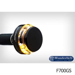 """분덜리히 F700GS Motogadget """"m-Blaze Disc"""" indicator 우측용 블랙색상"""