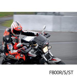 분덜리히 F800R(-2014) 듀얼스포츠 스크린 블랙색상