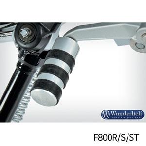 분덜리히 F800R/S/ST Gear lever enlargement touring 실버색상
