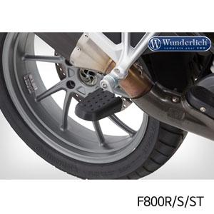 분덜리히 F800R S ST Rubber insert Vario EVO1 셋트 블랙색상