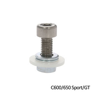 분덜리히 BMW C600 C650 Sport GT Matching seal including nut and bolt