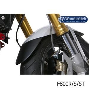 분덜리히 F800R(2015- ) 프론트 휀더 확장 킷1 블랙색상