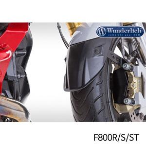 분덜리히 F800R(2015- ) 프론트 휀더 확장 킷2 블랙컬러