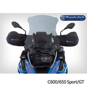 분덜리히 BMW C600 C650 Sport GT 핸들 워머 토시 블랙색상