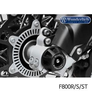 분덜리히 F800R(-2014) S ST 프론트 포크슬라이더 DOUBLESHOCK 블랙색상