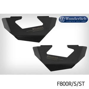 분덜리히 F800R(15- ) 프론트 브레이크 캘리퍼 커버 블랙색상