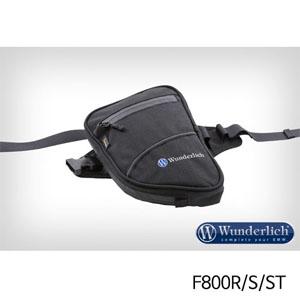 분덜리히 F800R( -14)/S/ST 레그 백 좌측용 블랙색상